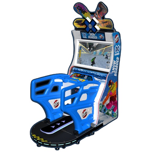 Raw Thrills Snow Boarder Arcade Game (SNOWB-ARC)