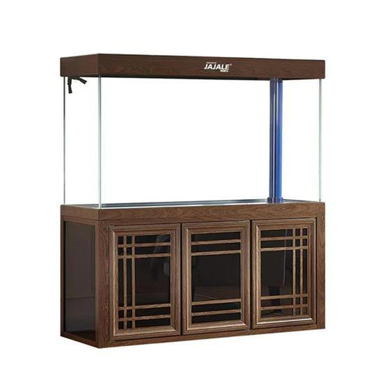 Aquadream Wood Finish 175 Gallon Aquarium Fish Tank (JAL-1560-WD)