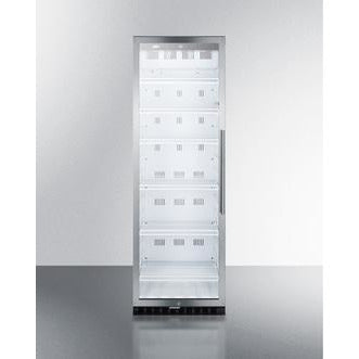 "Summit Appliance 70"" Tall Frost-Free Glass Beverage Center (SCR1400WLH)"