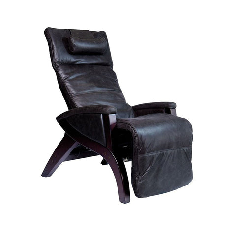 Svago ZGR Newton Carbon & Dark Walnut Zero Gravity Recliner (SV-630-29-DW)