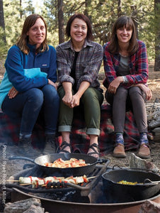 Dirty Gourmet - Food for Your Outdoor Adventures - Book