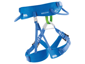 Petzl - Macchu - Kids Harness - Climb Source