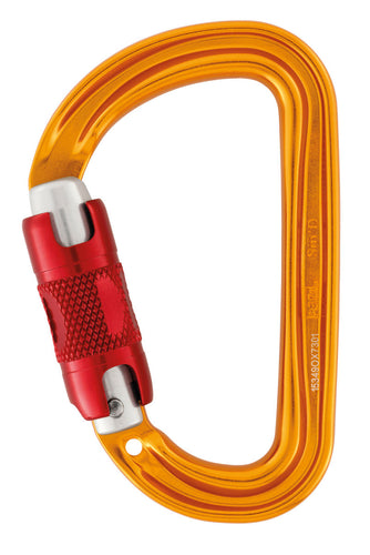 Petzl - Sm'D Twist-Lock - Carabiner - Climb Source
