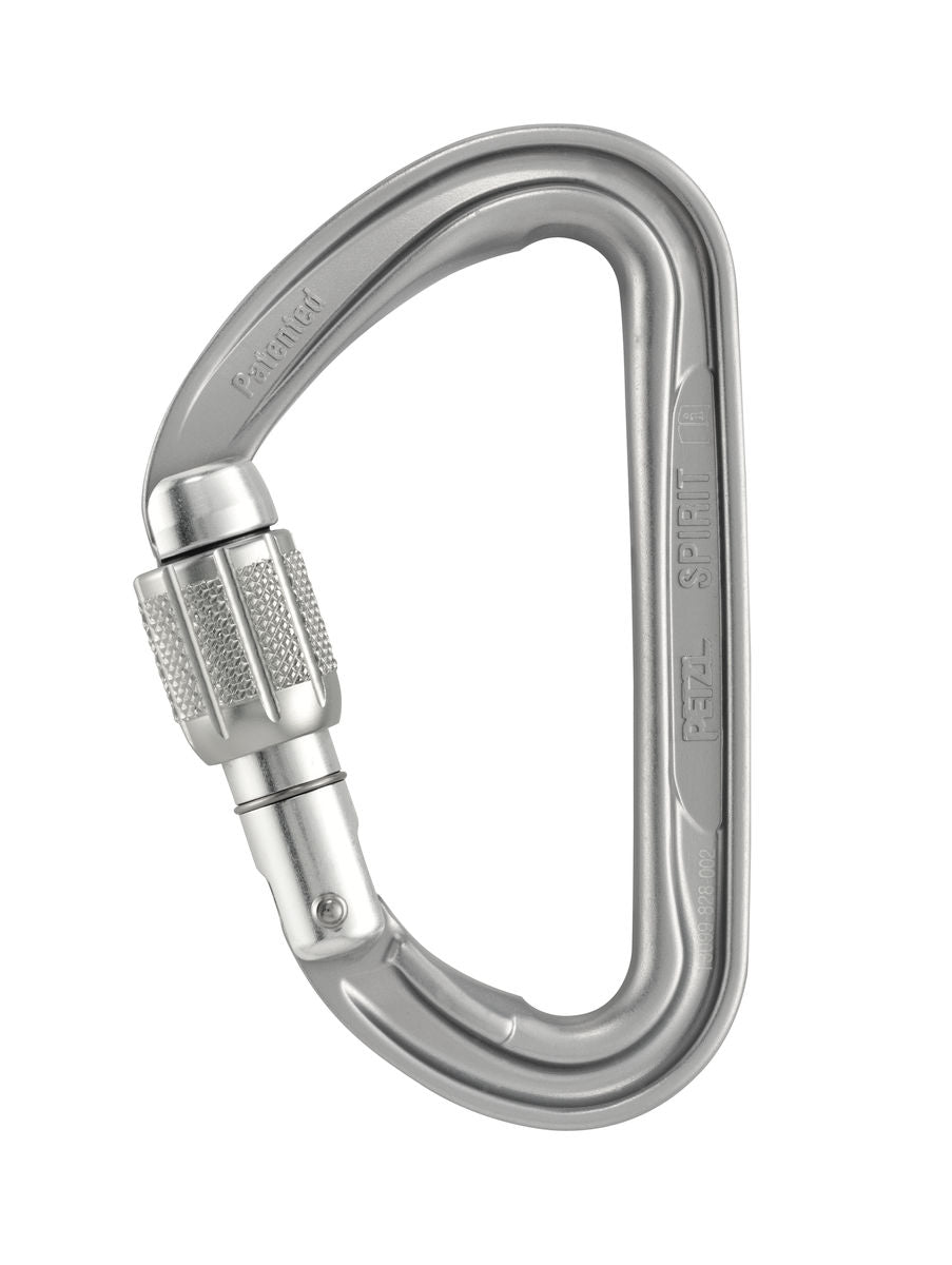 Petzl - Spirit Screw-Lock - Carabiner