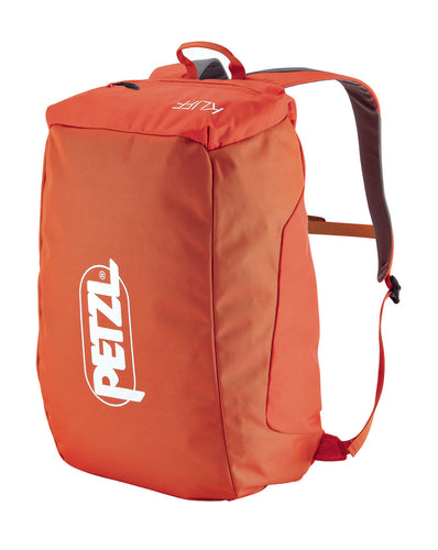 Petzl - Kliff - Climbing Backpack - Climb Source