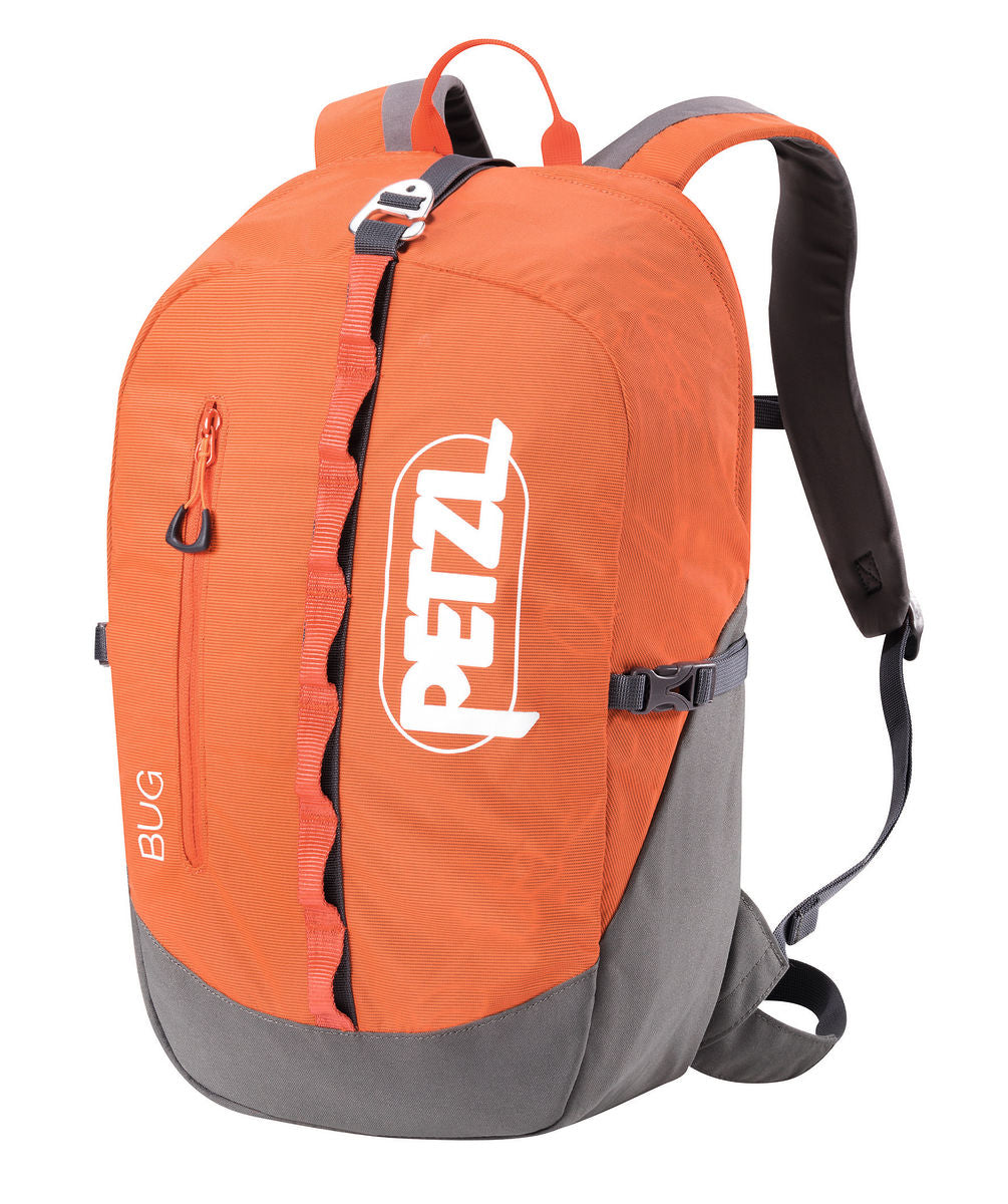 Petzl - Bug - Climbing Backpack - Climb Source