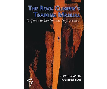 Rock Climbing - Three Season Training Log - Training - Book - Climb Source