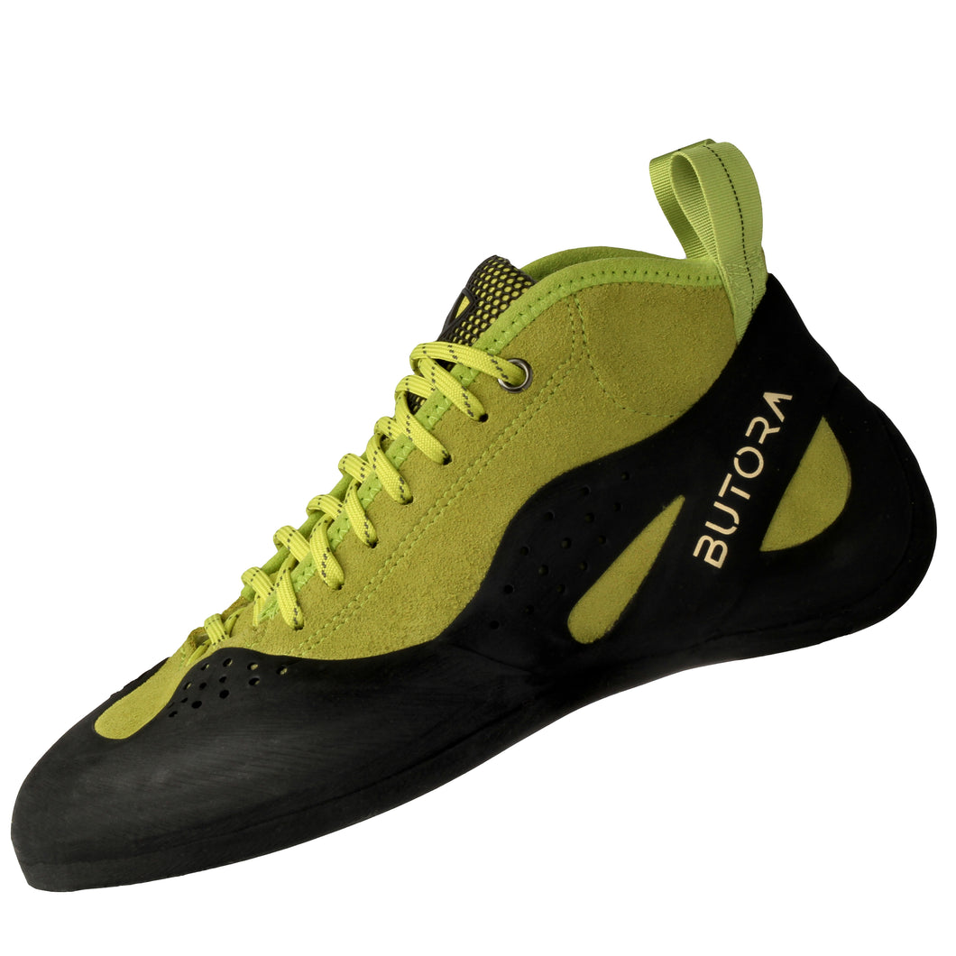 Butora - Altura Green (wide fit) - Climbing Shoe