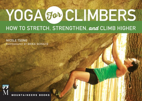 Yoga for Climbers - Book - Climb Source