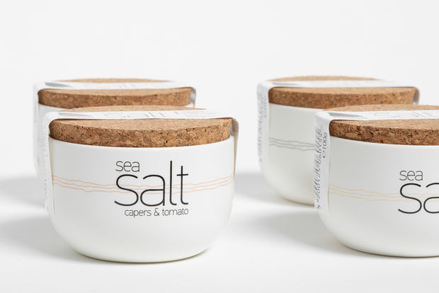 Smoked Sea Salt