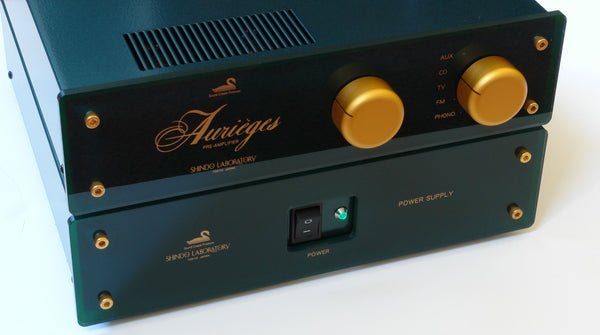 Shindo Aurieges MM Preamplifier