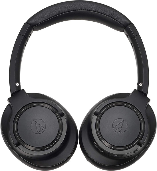 ATH-SR50BTBK - Wireless Over-Ear Headphones