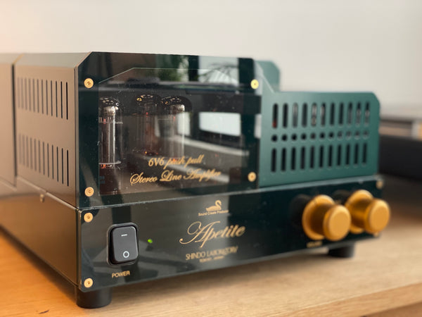 Shindo Apetite Integrated Amplifier