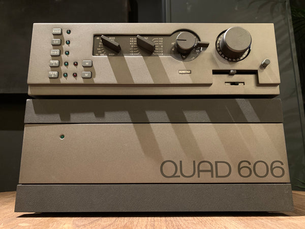 Quad 606 Amplifier