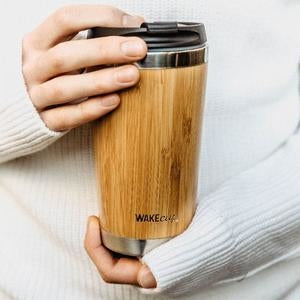 WAKE Coffee Cup Single Handed