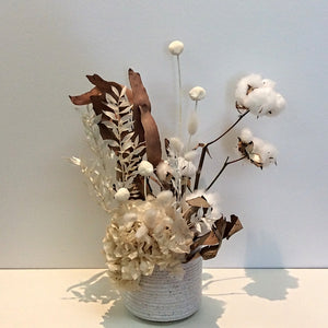 Cotton Fields Arrangement