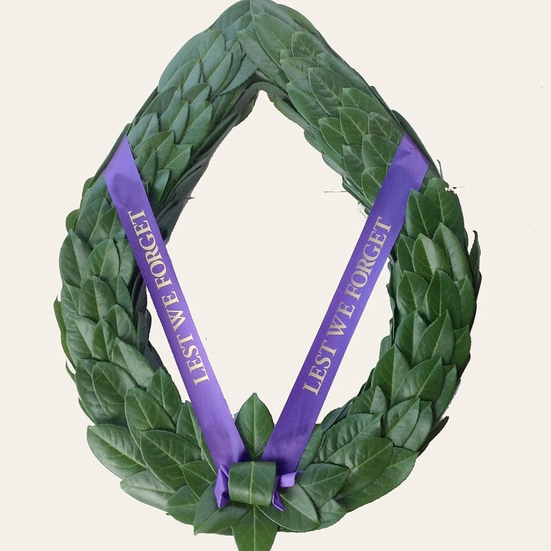 Anzac Day Laurel Wreath