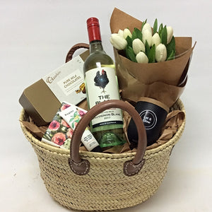 The Tulip Basket