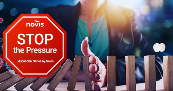 Stop the Pressure Subscribe Banner