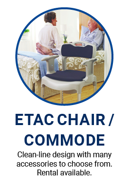 Etac Swift Mobil 2 for better infection control at home