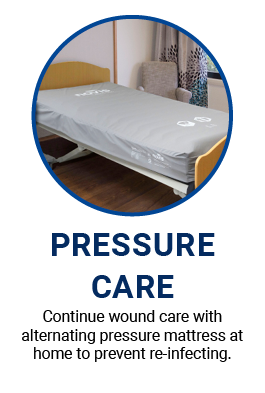 mattress with removable cover for better infection control