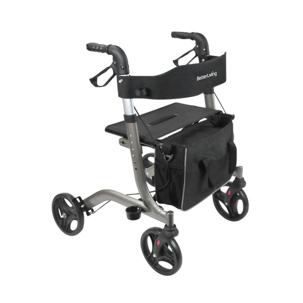 BetterLiving Euro Wheeled Walker - Novis Healthcare