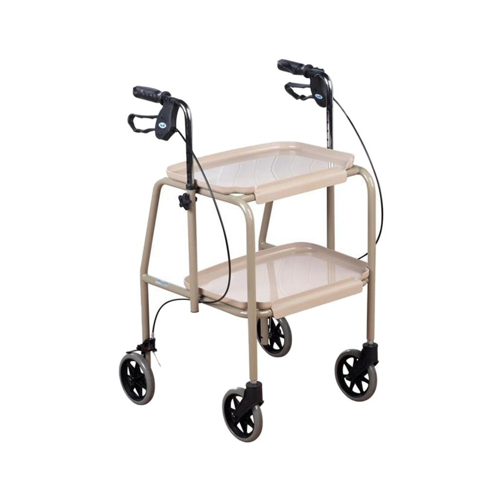 Days Adjustable Height Trolley Walker - Novis Healthcare