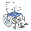 K Care 445mm Self Propelled Shower Commode