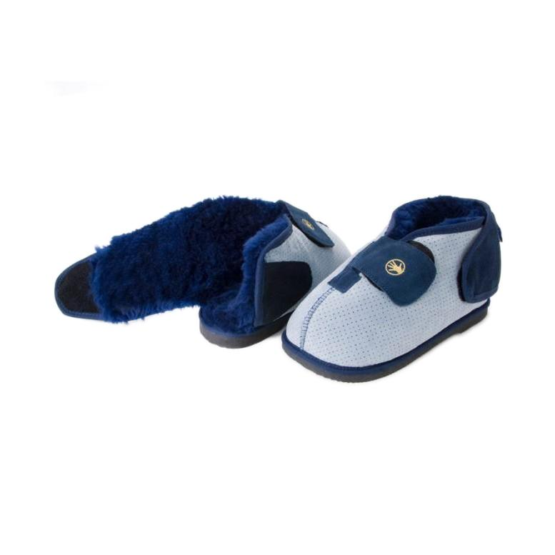 Shear Comfort Wrap Around Boot - Novis Healthcare
