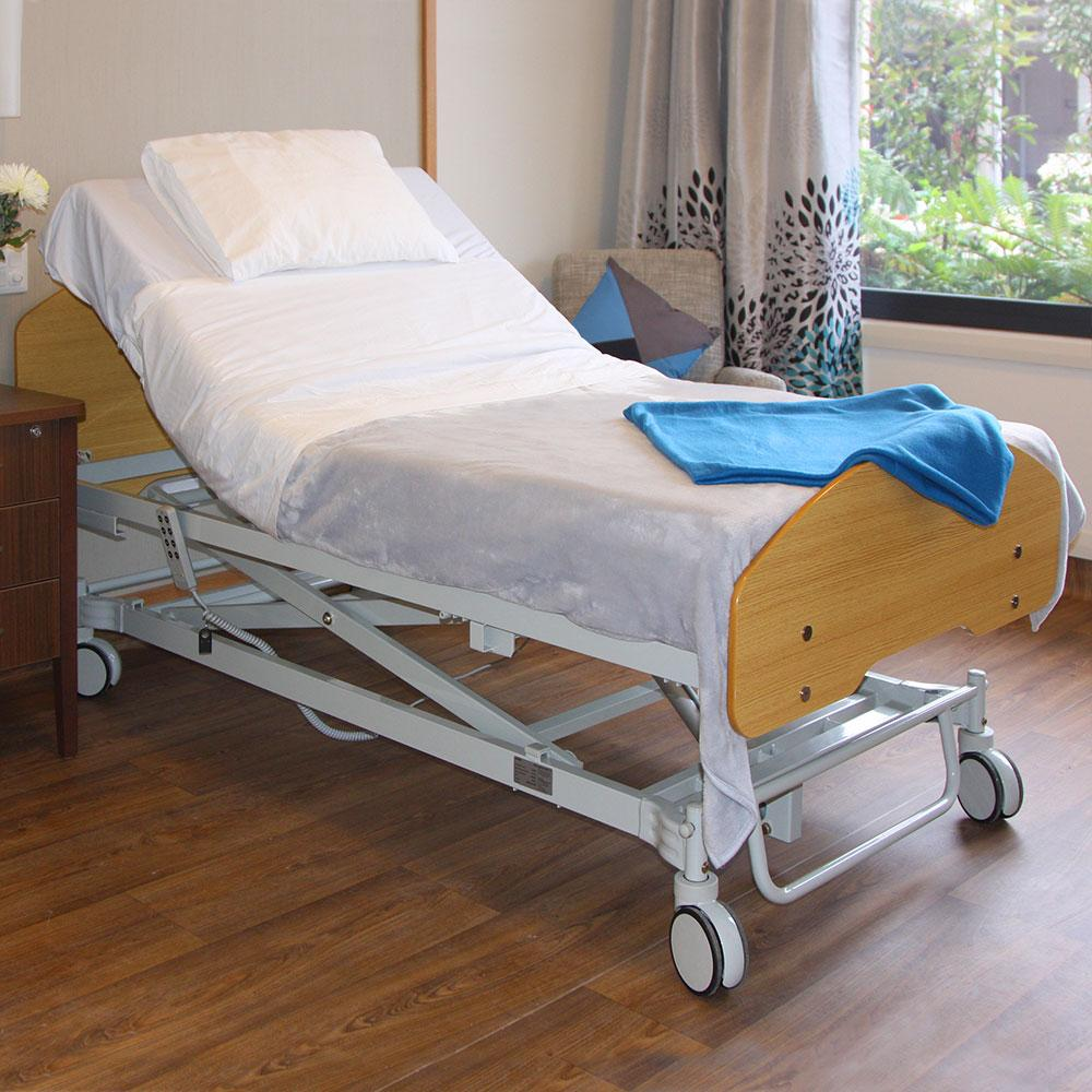 Sileo Aged Care Bed - Novis Healthcare