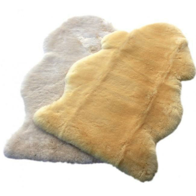 Natural Sheepskin Rug Hospital Grade - Novis Healthcare