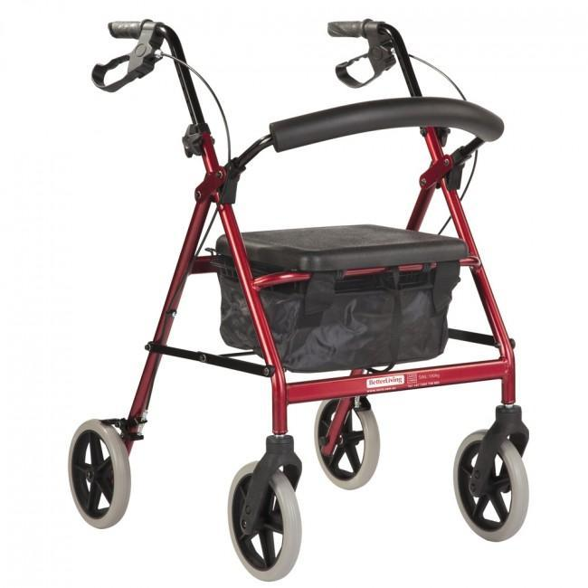 BetterLiving All Terrain Wheeled Walker - Novis Healthcare