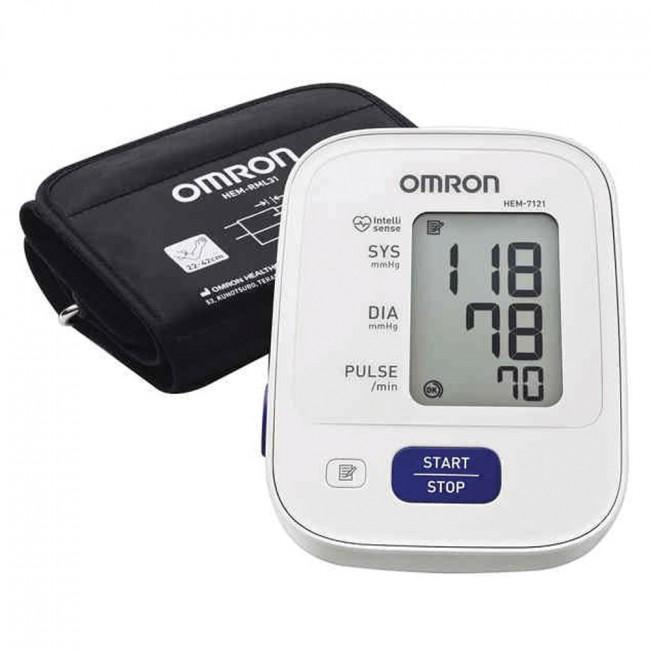 Automatic Blood Pressure Monitor - Personal Medical Devices