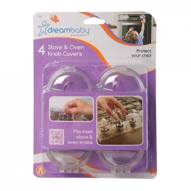 Dreambaby Stove Knob Covers, Set of 4