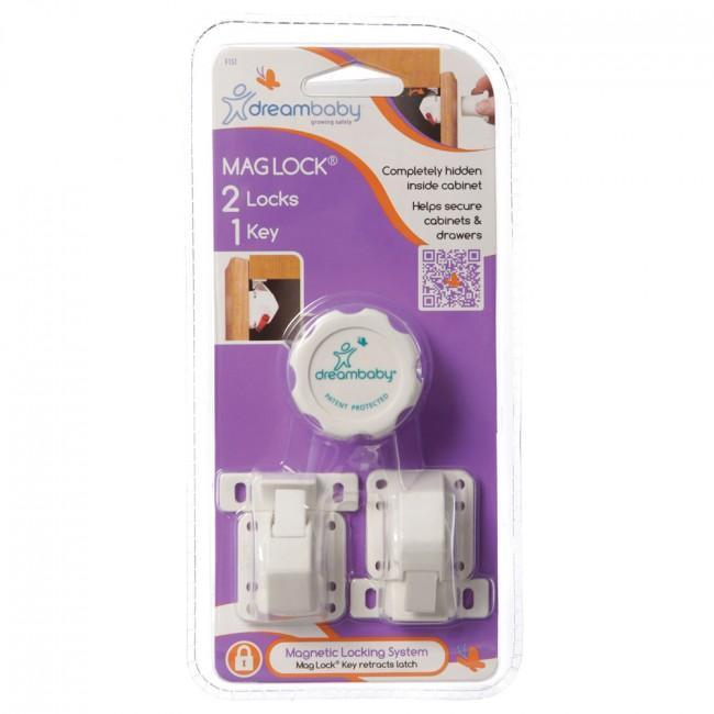 Dreambaby Mag Lock Magnetic Locking System - Novis Healthcare