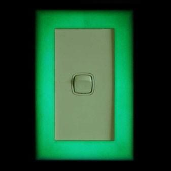 Glow in the Dark Light Switch - Cognitive Aids