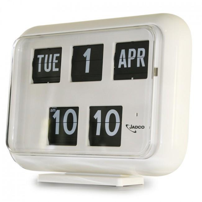 Small Digital Calendar Clock - Cognitive Aids