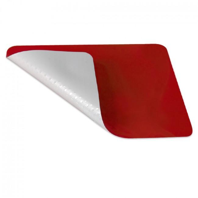 Non Slip Placemats - Red Cognitive Aids