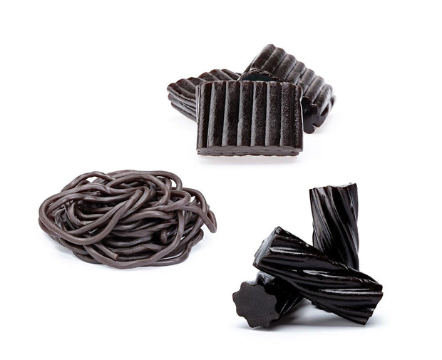Black Licorice Lover Gift Box - Licorice.com