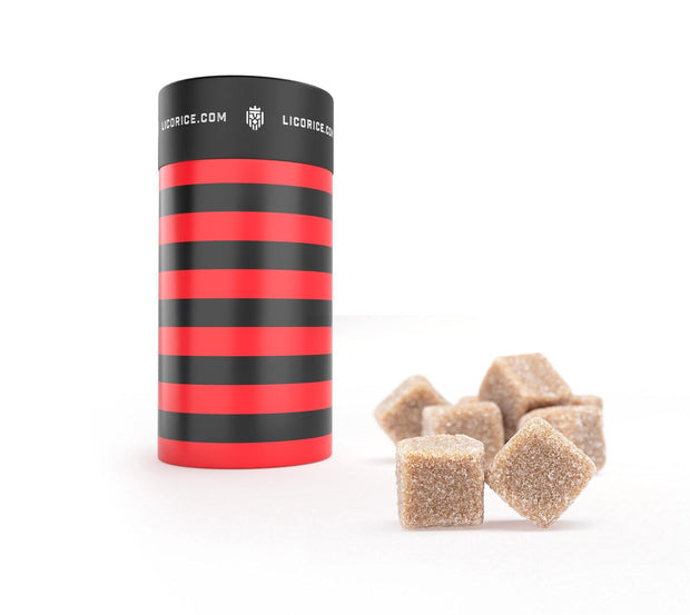 Licorice Cubes - Licorice.com