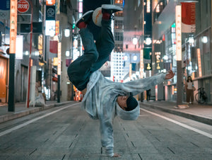 GOALSTUDIO FREESTYLE AMBASSADOR IBUKI - INFECTED CITY