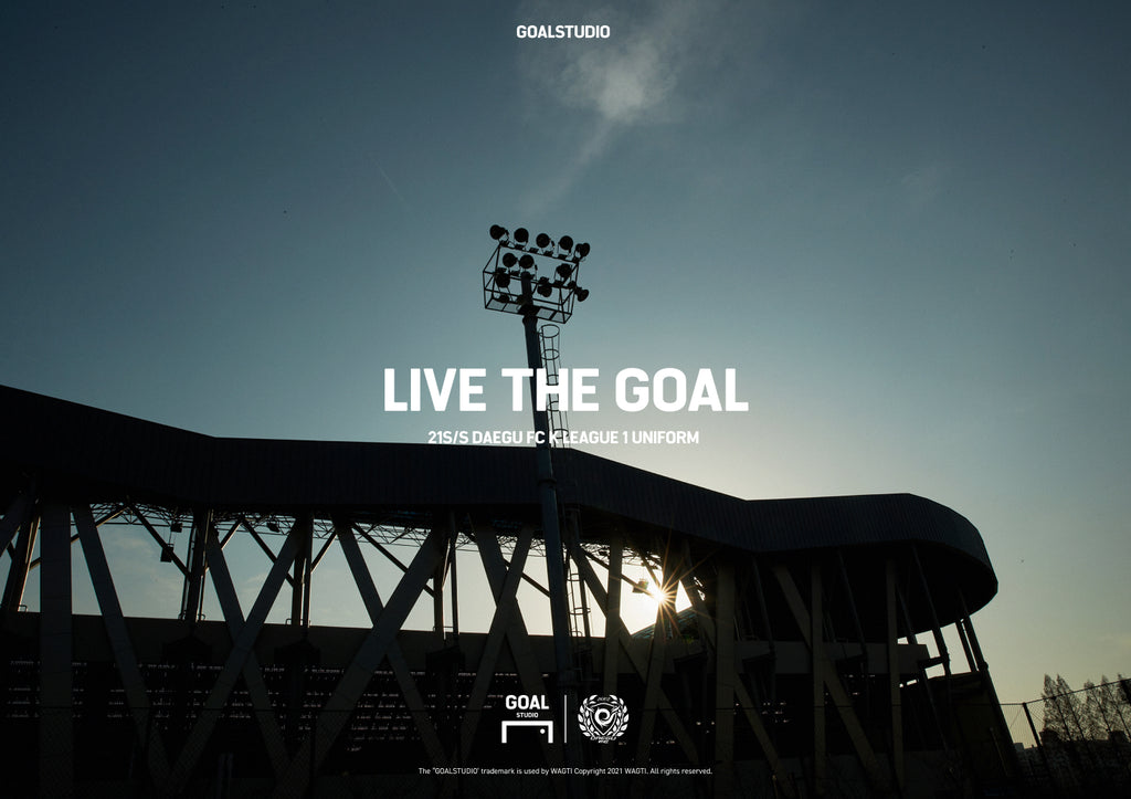 GOALSTUDIO DAEGUFC live the goal