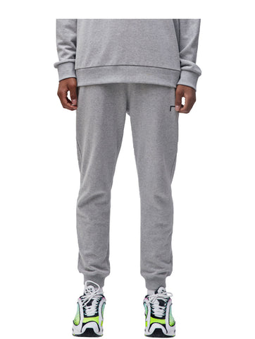 GOAL KNIT JOGGER PANTS - GREY