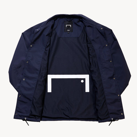 SMALL LOGO COACH JACKET