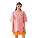 MC GRAPHIC TEE - PINK