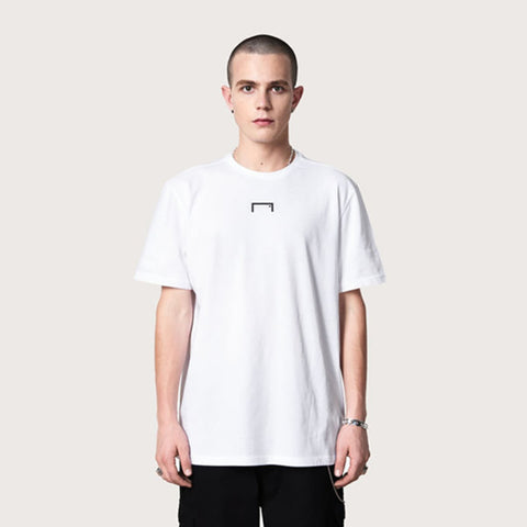 BIG LOGO T SHIRTS - WHITE