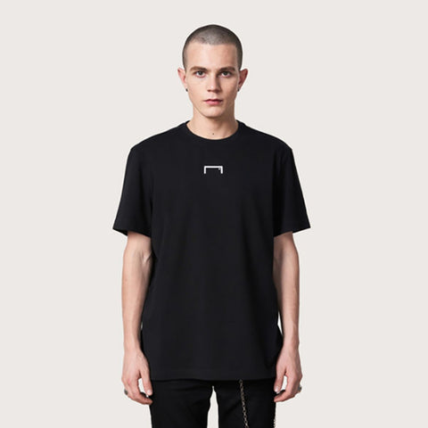 BIG LOGO T SHIRTS - BLACK