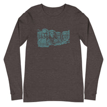 Load image into Gallery viewer, Reformed Rushmore Unisex Long Sleeve Tee