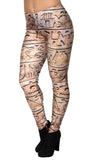 Hieroglyphics Leggings Design 197