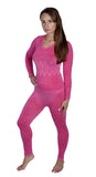 Women's Thermal Underwear Medium Pink
